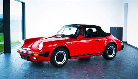 Porsche G Modell Kaufberatung by Porsche 911 Cabrio G Modell Automobil Bildidee