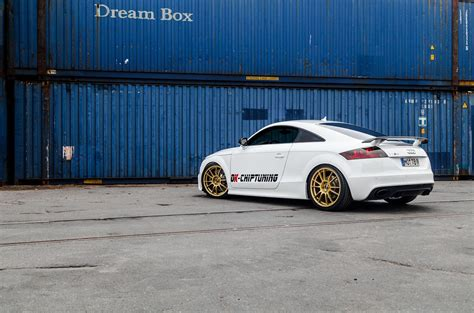 Audi Tt Rs Plus Tuning by Ok Chiptuning Tunes The Audi Tt Rs Plus To 453 Hp