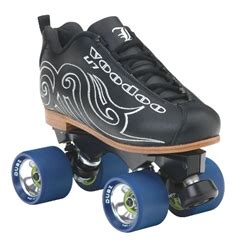 Sepatu Roda Inline Skate Labeda Frm White labeda vindicator roller skate for roller speed skate and roller derby