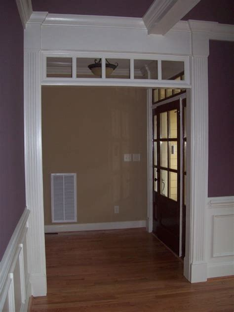 openings for interior designers cased opening with transom window