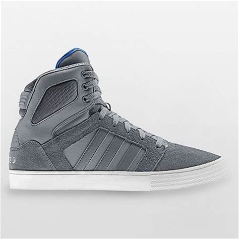 get casual by buying high top shoes for styleskier