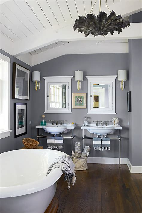 benjamin moore dior gray gray rooms we re loving right now one kings lane live