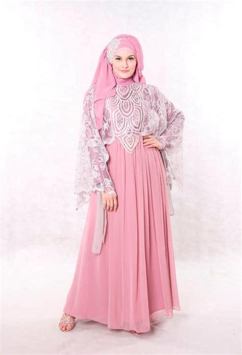 Model Baju Muslim Modern Model Baju Kebaya Pengantin Muslim Modern Busana Muslim