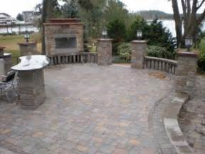 Brick Designs For Patios Brick Patio Pictures And Ideas
