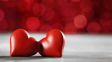 Imagenes En 4k De Amor | dos corazones de amor estilo rojo fondos de pantalla