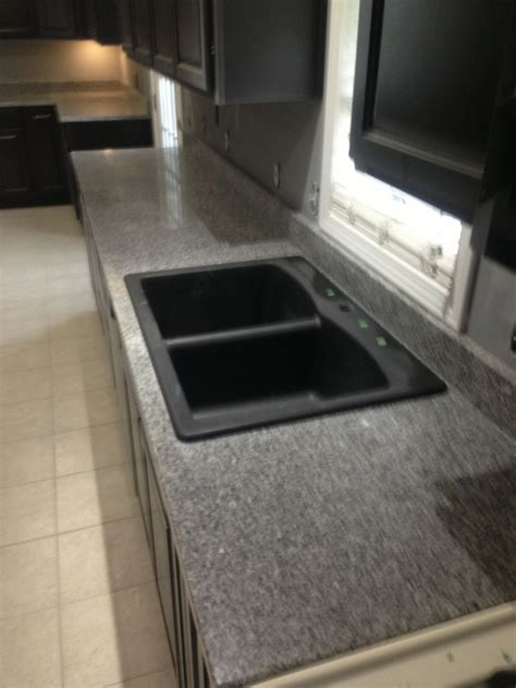 top mount black kitchen sink sinks tops