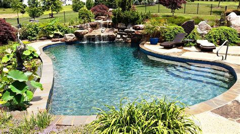 pool cost how much does an in ground pool cost mcdonough construction