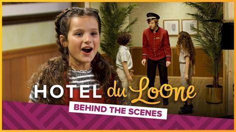 brat hotel du loone hotel du loone hayley leblanc behind the scenes youtube