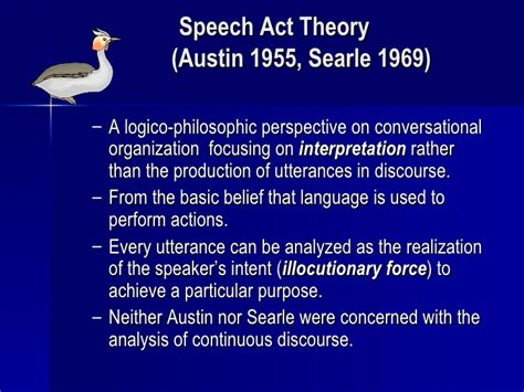 Searle 1969 Speech Acts An Essay In The Philosophy Of Language by Discourse Studies 2