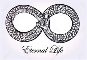 Infinity Snake Meaning 55 Infinity Symbol Designs
