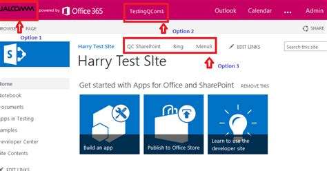 Sharepoint 2013 Top Navigation Bar by Sharepoint Connoisseur Options And Tips To Customize The