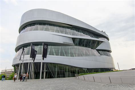 Mercedes Museum Stuttgart Germany by Visit At The Mercedes Museum In Stuttgart Swiss Nomads
