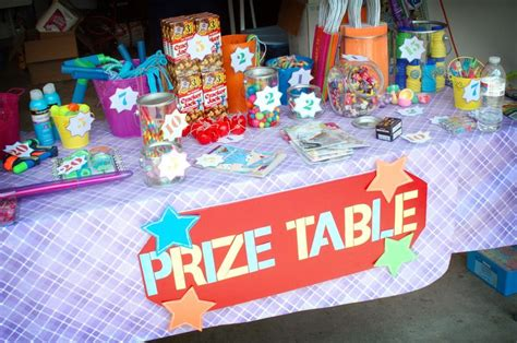Sweepstakes For Kids - prize table at kids carnival party ideas pinterest kid carnivals and kids carnival