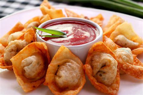 Fried Wonton   Wonton Urdu / English Recipe   Sooperchef.pk