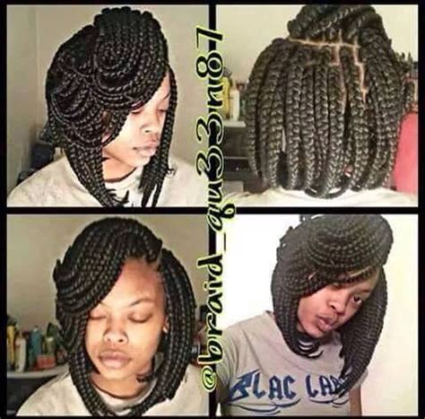 jumbo box braid bob 141 best images about hair on pinterest vixen sew in
