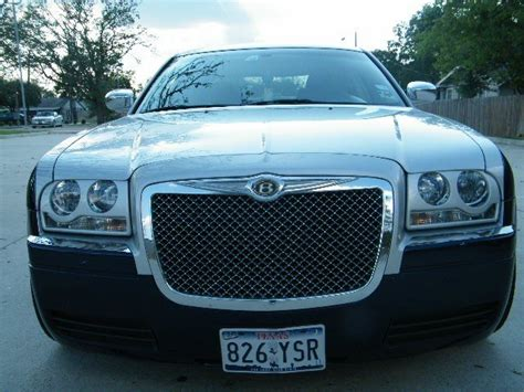 kia bentley look alike chrysler 300 bentley look alike door bump