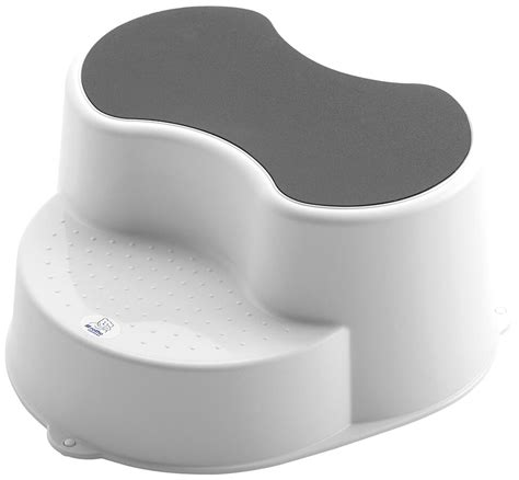 White Stools In Child by Rotho Top Children Stool White