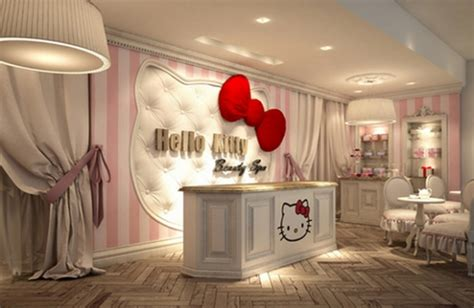 Hello Kitty Desk Lamp Hello Kitty Girls Room Designs