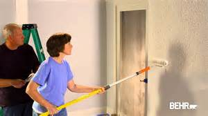 Behr Interior Texture Paint - behr paint how to texture paint full version youtube
