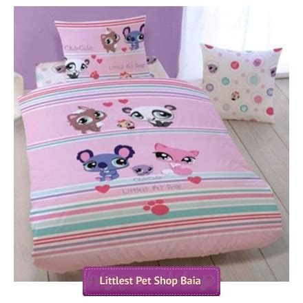 littlest pet shop comforter bedding littlest pet shop baia children bedding kids