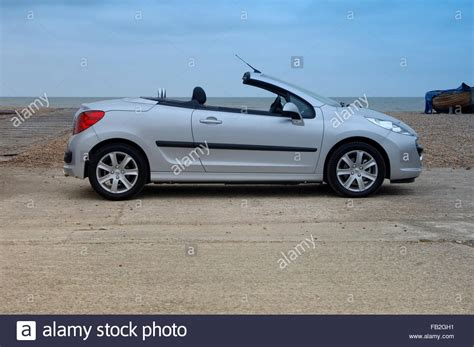 peugeot open top peugeot 206 cc coupe convertible open top car with