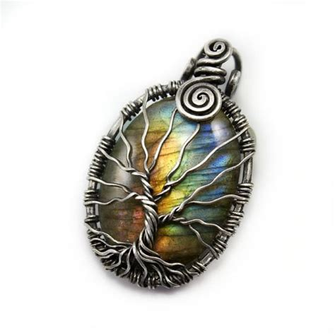 Tree Of Handmade - labradorite tree of and handmade jewelry on