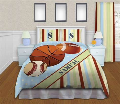 size sports bedding size children s sports bedding with baseball