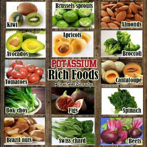 fruit with potassium potassium rich foods food potassium rich