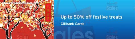 new year credit card promotion 2015 citibank cardholder exclusive new year treats