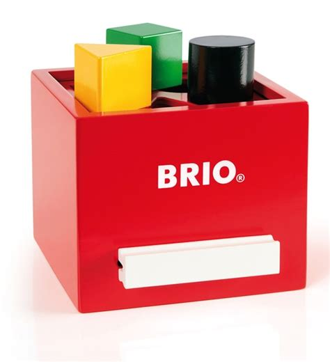 brio sorting box the brio sorting box is a classic wooden toy in new