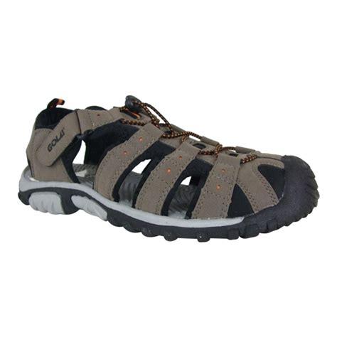gola mens sandals mens gola walking sports sandals velcro hiking