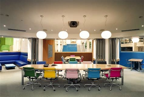 colorful pixar office designs iroonie com the world of work colorful office spaces resovate