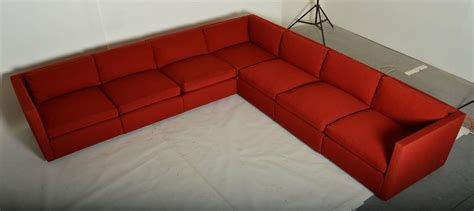 knoll sectional mid century charles pfister for knoll modular sectional