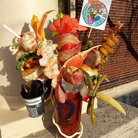 honeoye boat house bloody mary 26 crazy bloody marys from a to z menuism dining blog