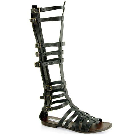spartan sandals steve madden sparta gladiator sandal at