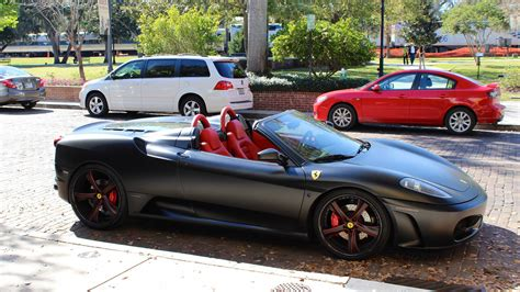 black ferrari ferrari f430 black wallpapers images photos pictures