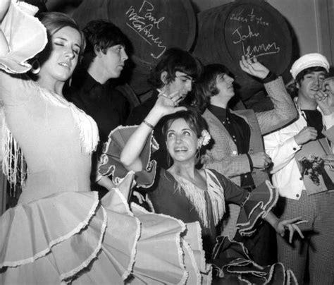 imagenes extrañas de los beatles las dos noches m 225 gicas de los beatles cultura el pa 205 s