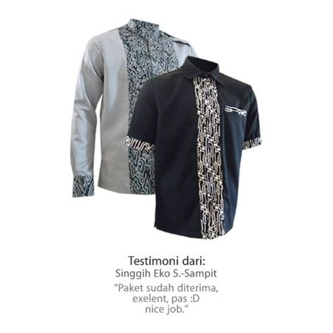 Kemeja Batik Kombinasi Polos Biru Cowok Pria Baju Lebaran 2017 251 best kemeja batik pria images on indonesia mens shirts uk and