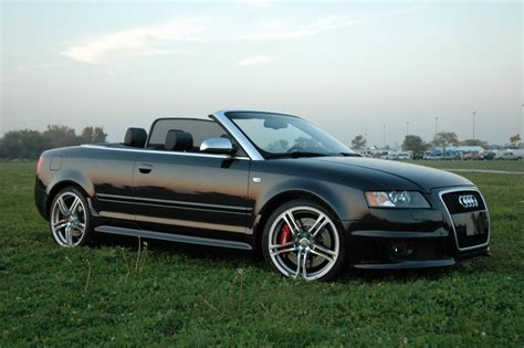 Audi Cabrio S4 by 2007 Audi S4 Cabriolet Pictures Information And Specs