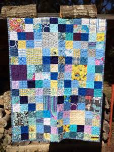 cat quilts purple kool aid scrap quilt finish