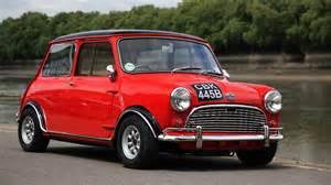Mini Cooper Auction Ex Chris Mini For Auction At Carfest Classic Car