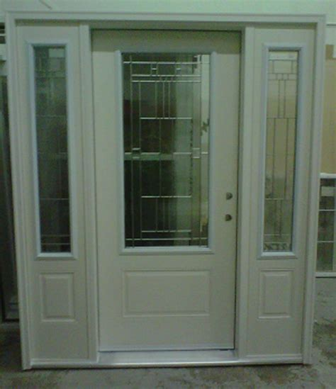 Exterior Door Sidelight Exterior Door Sidelight Exterior Doors Side Light Entry Doors Amberwood Doors Inc Exterior