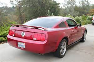 2005 Ford Mustang V6 Specs 2005 Ford Mustang Trim Information Cargurus