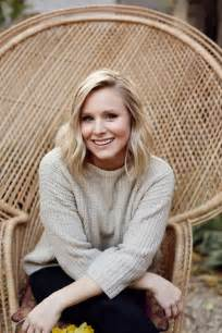 kristen bell kristen bell we are the rhoads and natural health magazine photoshoot hawtcelebs hawtcelebs
