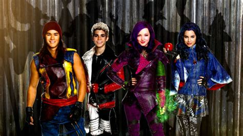 disney descendants the rotten to the trilogy volume 3 disney descendants books is disney s descendents 2 on the way