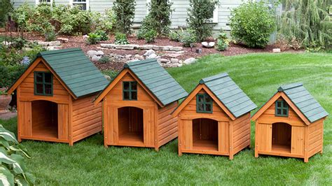 dimensions for large dog house large dog houses plans