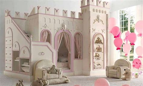 castle bed for little girl princess castle home bedrooms pinterest