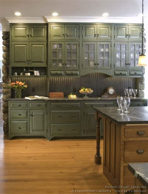 two tone green kitchen cabinets green kitchen design likaty