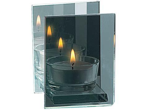 teelichthalter glas rosenstein s 246 hne teelichthalter aus glas f 252 r 1 licht