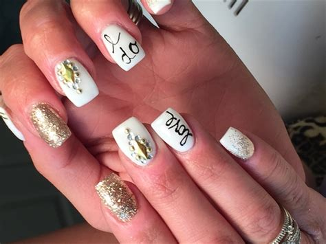 I Do Nail by Day 158 Quot I Do Quot Nail Nails Magazine